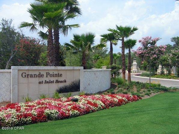 Lot 85 Grande Pointe, Inlet Beach, FL 32461 (MLS #684646) :: CENTURY 21 Coast Properties