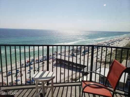 9850 S Thomas 1209W Drive 1209W, Panama City Beach, FL 32408 (MLS #715068) :: Berkshire Hathaway HomeServices Beach Properties of Florida