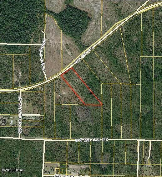 00 W County Road 274, Altha, FL 32421 (MLS #649604) :: Counts Real Estate Group