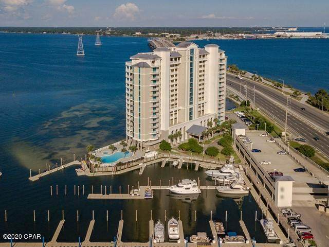 6422 W Hwy 98 W Unit 105, Panama City, FL 32407 (MLS #702606) :: Team Jadofsky of Keller Williams Realty Emerald Coast