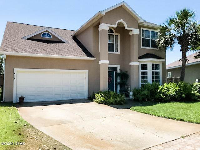 2418 Pelican Bay Court, Panama City Beach, FL 32408 (MLS #697346) :: Counts Real Estate Group, Inc.