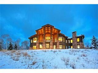 9156 E Forest Creek Rd Lot #24, Woodland, UT 84036 (MLS #11605646) :: The Lange Group