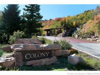 128 White Pine Canyon Road, Park City, UT 84098 (MLS #11700025) :: The Lange Group
