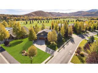 2703 Estates Drive, Park City, UT 84060 (MLS #11700546) :: The Lange Group