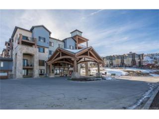 2669 Canyons Resort Drive #207, Park City, UT 84098 (MLS #11700883) :: The Lange Group