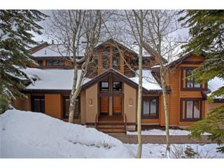 7993 Ridgepoint Drive #107, Park City, UT 84060 (MLS #11701586) :: The Lange Group