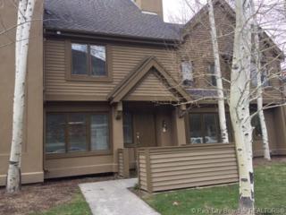 3160 Deer Valley Drive #8, Park City, UT 84060 (MLS #11701683) :: Lawson Real Estate Team - Engel & Völkers