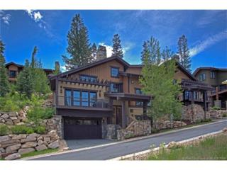 6565 Lookout Drive #22, Park City, UT 84060 (MLS #11702054) :: The Lange Group