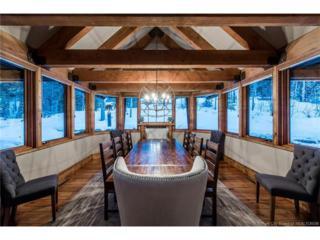 10 White Pine Canyon, Park City, UT 84098 (MLS #11605964) :: The Lange Group
