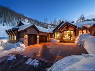 103 White Pine Canyon Road, Park City, UT 84060 (MLS #11701172) :: The Lange Group