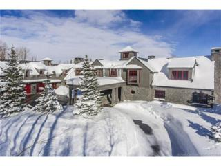 66 White Pine Canyon Road, Park City, UT 84060 (MLS #11700156) :: The Lange Group