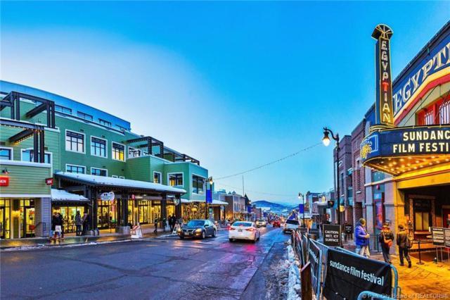 333 Main Street #37, Park City, UT 84060 (MLS #11601835) :: High Country Properties