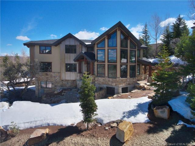 7328 Pine Ridge Drive, Park City, UT 84098 (MLS #11806263) :: High Country Properties
