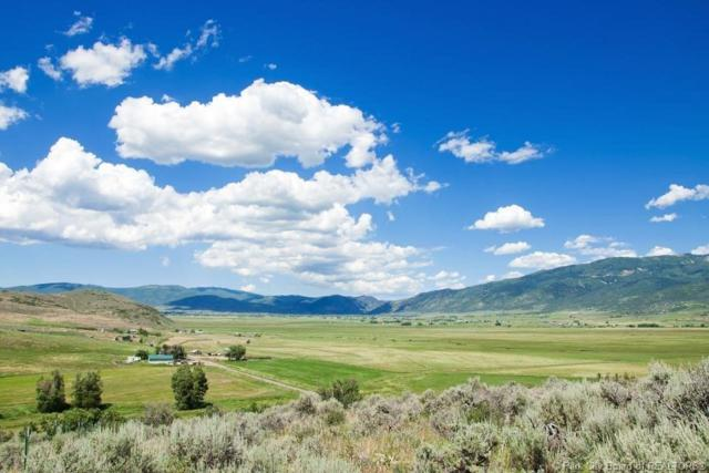 315 N Democrat Alley, Kamas, UT 84036 (MLS #11901594) :: Park City Property Group