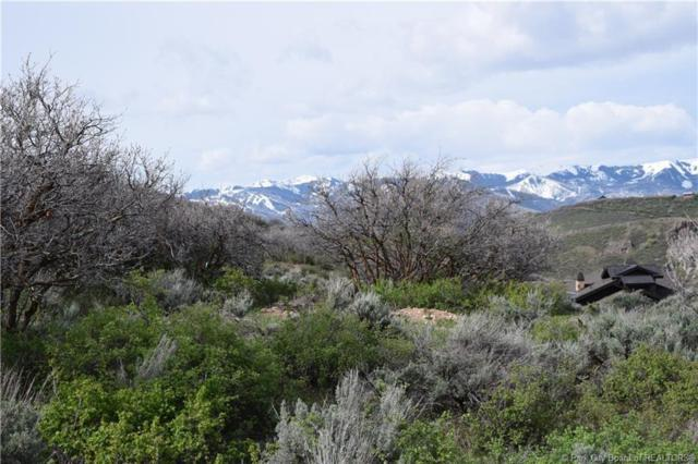 1974 Canyon Gate Road, Park City, UT 84098 (MLS #11901863) :: High Country Properties