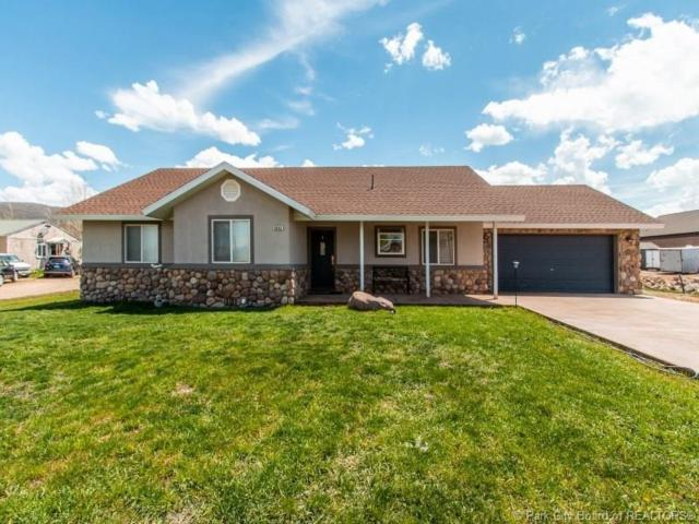 2841 S Willow Way, Francis, UT 84036 (#11903359) :: Red Sign Team