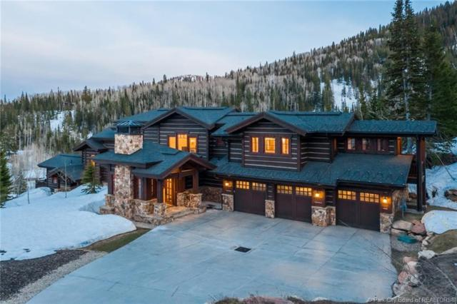 76 White Pine Canyon Road, Park City, UT 84060 (MLS #11904600) :: High Country Properties