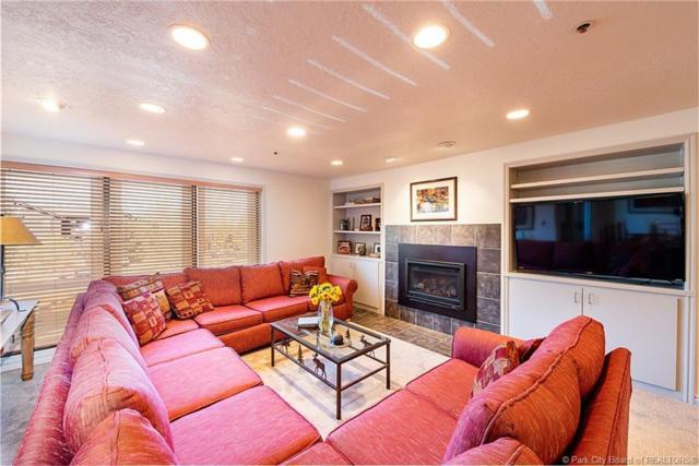 1313 Woodside Avenue D, Park City, UT 84060 (MLS #11904642) :: High Country Properties