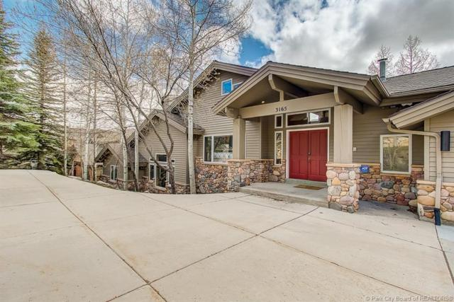 3165 Thistle Street, Park City, UT 84060 (MLS #11904702) :: High Country Properties