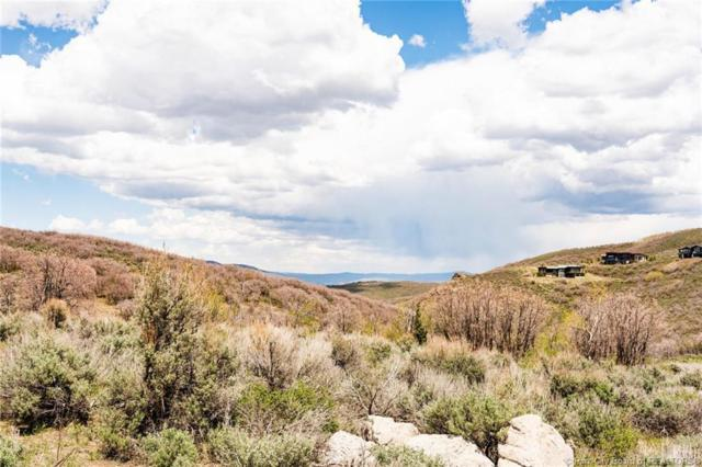 9911 N Hidden Hill Loop, Park City, UT 84098 (MLS #11904745) :: High Country Properties