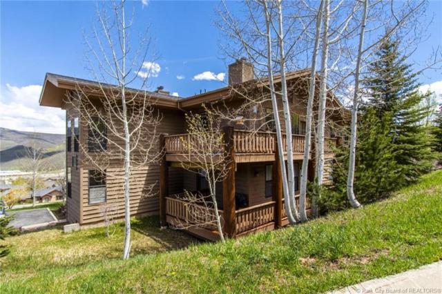 8050 Gambel Drive O23, Park City, UT 84098 (MLS #11904760) :: High Country Properties