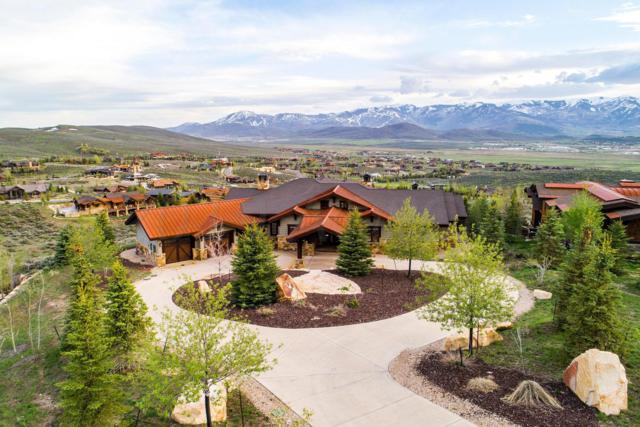 8156 N Ranch Club Trail, Park City, UT 84098 (MLS #11906010) :: High Country Properties