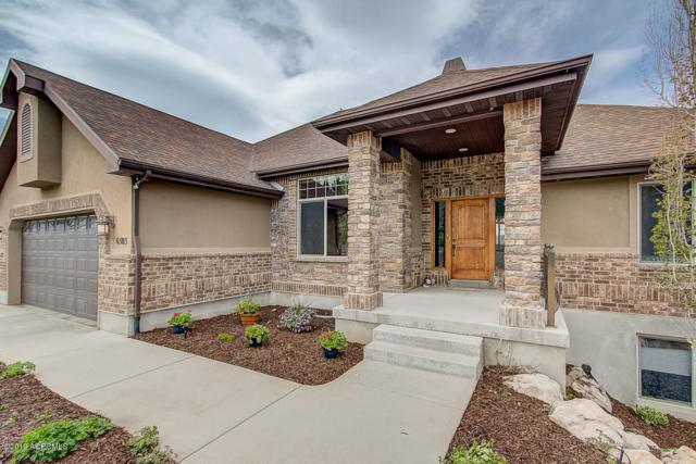 6503 Mountain View Drive, Park City, UT 84098 (MLS #11906022) :: The Lange Group