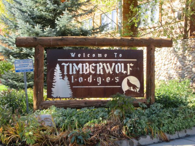 3984 N Timber Wolf Lane 8B, Park City, UT 84098 (MLS #11906023) :: High Country Properties