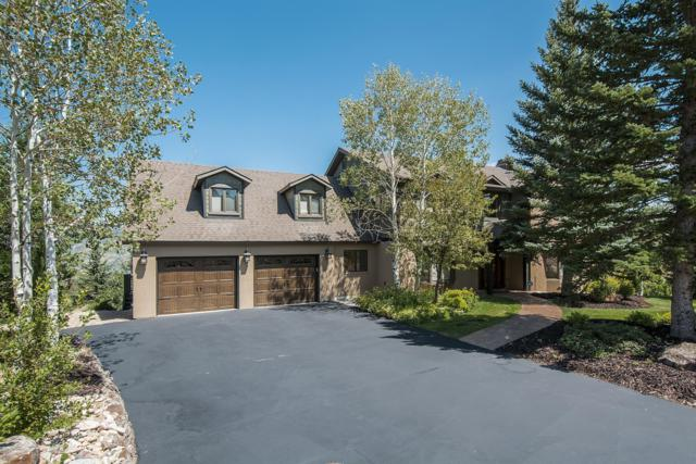 3778 Blacksmith Road, Park City, UT 84098 (MLS #11906064) :: High Country Properties