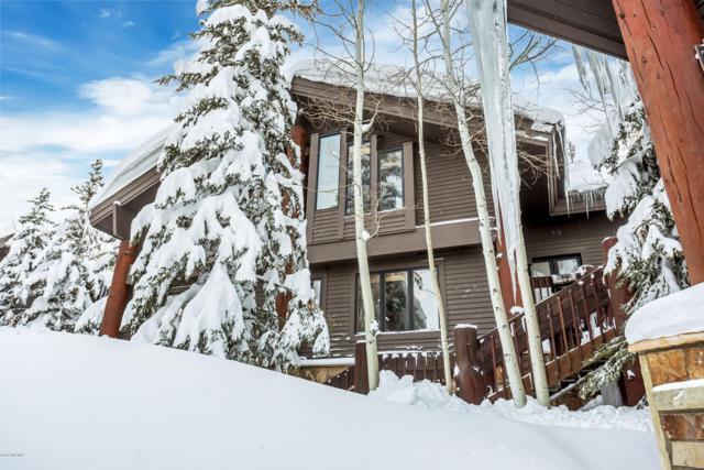 8165 Royal Street #9, Park City, UT 84060 (MLS #11906092) :: High Country Properties