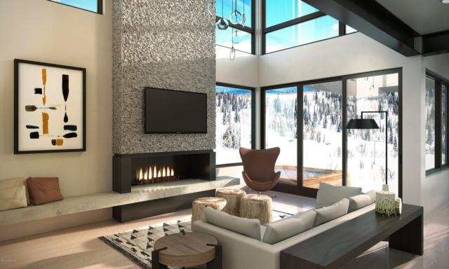 3563 Ridgeline Drive 3C, Park City, UT 84098 (MLS #11906104) :: High Country Properties