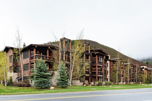 2880 Deer Valley Drive #6315, Park City, UT 84060 (MLS #11906110) :: High Country Properties