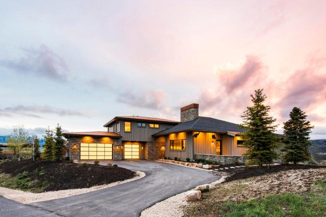 7901 N West Hills Trail, Park City, UT 84098 (MLS #11906111) :: High Country Properties