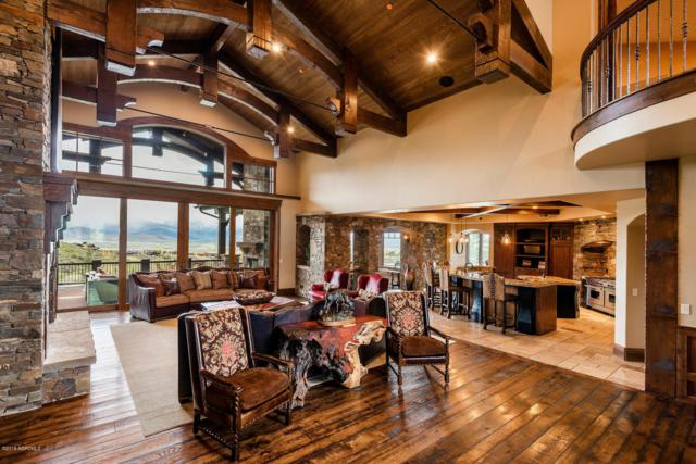 3401 E Pete Dye Draw, Park City, UT 84098 (MLS #11906126) :: High Country Properties