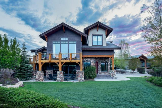 6140 Trailside Drive, Park City, UT 84098 (MLS #11906202) :: Lookout Real Estate Group