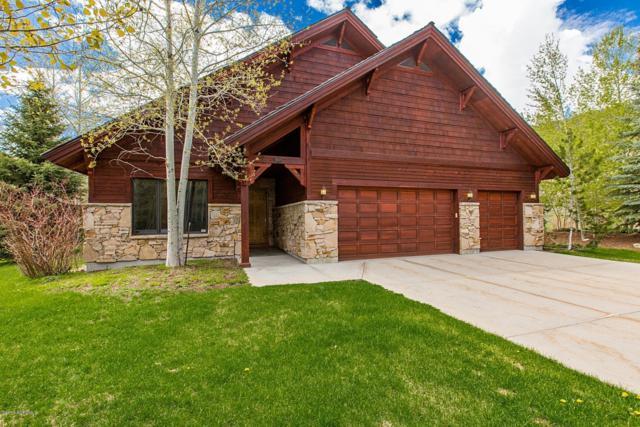 2665 Telemark Drive, Park City, UT 84060 (MLS #11906205) :: High Country Properties