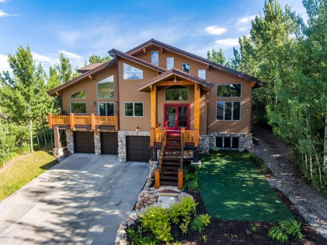 2615 Aspen Springs Drive, Park City, UT 84060 (MLS #11906244) :: Lookout Real Estate Group