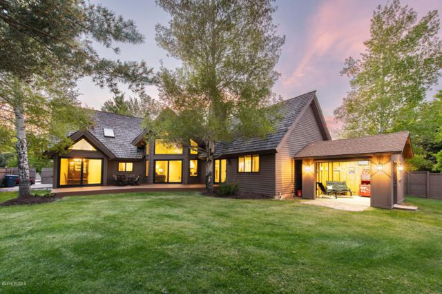 5131 E Meadows Drive, Park City, UT 84098 (MLS #11906306) :: High Country Properties