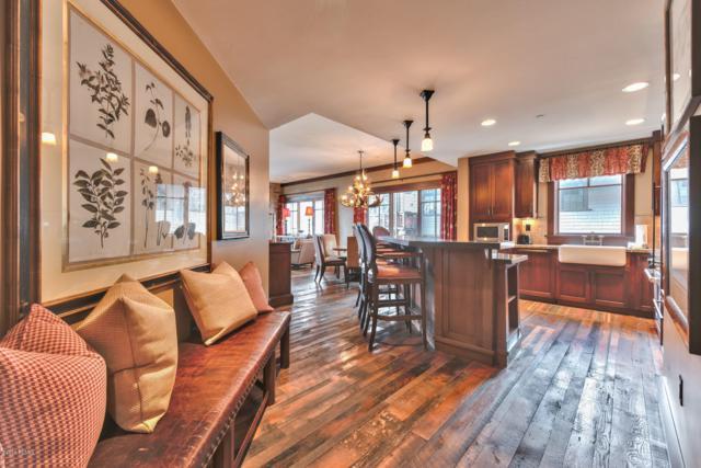 8880 Empire Club Drive #209, Park City, UT 84060 (MLS #11906314) :: High Country Properties