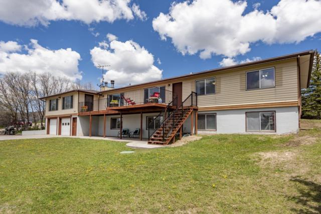 1399 S Oakridge Road, Park City, UT 84098 (MLS #11906354) :: High Country Properties