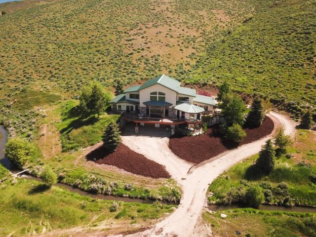 595 S Foothill Drive, Kamas, UT 84036 (#11906375) :: Red Sign Team