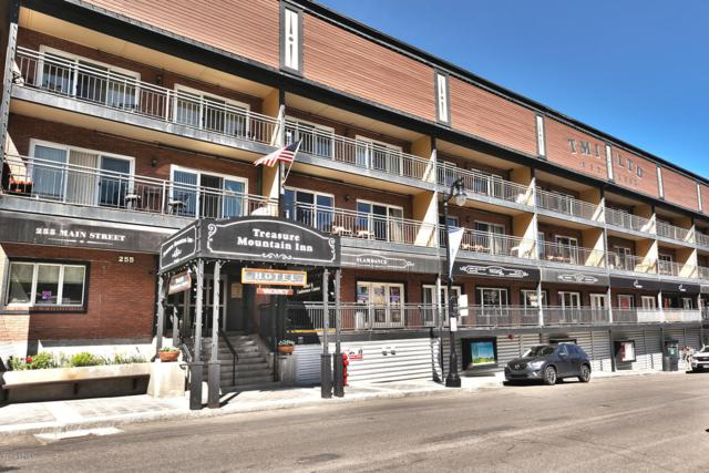255 Main Street A6, Park City, UT 84060 (MLS #11906382) :: The Lange Group