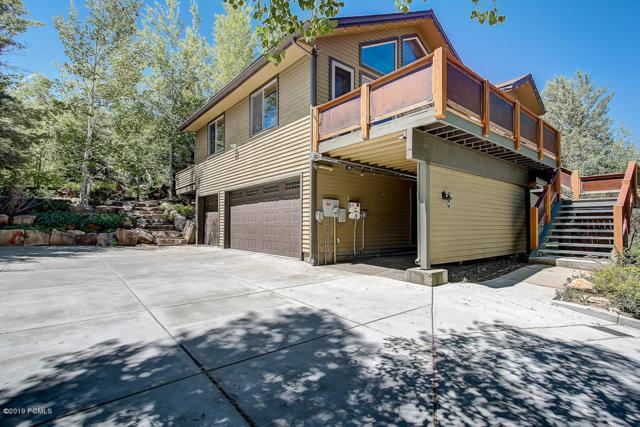 3141 Homestead Road, Park City, UT 84098 (MLS #11906395) :: High Country Properties