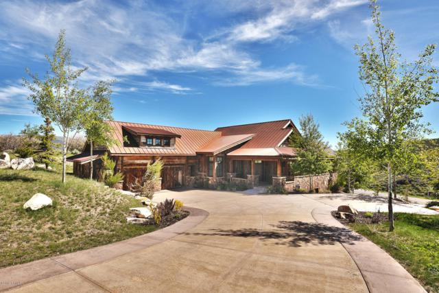 9492 Dye Cabins Drive, Park City, UT 84098 (MLS #11906440) :: High Country Properties