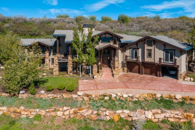 3760 Rising Star Lane, Park City, UT 84060 (MLS #11906447) :: Lookout Real Estate Group
