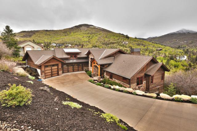 7666 Tall Oaks Drive, Park City, UT 84098 (MLS #11906500) :: Lookout Real Estate Group