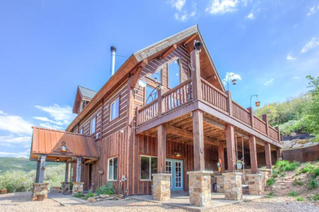 177 W Tollgate Canyon Road, Wanship, UT 84017 (#11906511) :: Red Sign Team