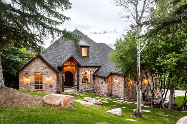 7303 Pine Ridge Drive, Park City, UT 84098 (MLS #11906513) :: High Country Properties
