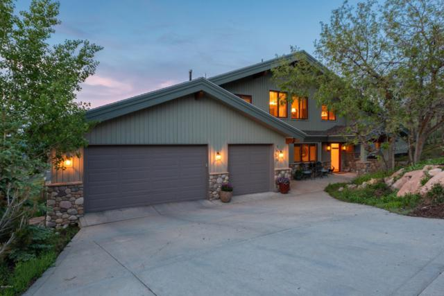 1555 Aerie Circle, Park City, UT 84060 (MLS #11906528) :: High Country Properties
