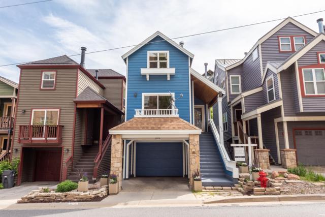 470 Marsac Avenue, Park City, UT 84060 (MLS #11906534) :: High Country Properties